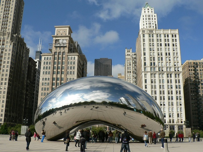 Chicago.Bean