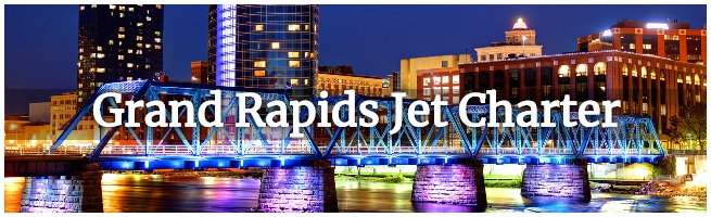 grand rapids air charter services